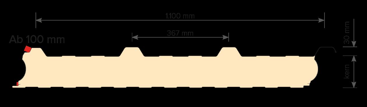 Falk 1100 TR 3+ EKO (B)
