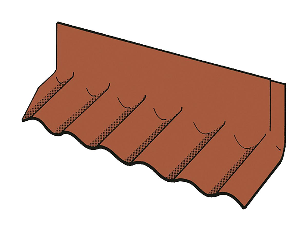 Maueranschlussstück