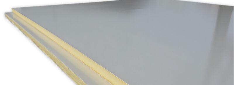 Kanalbauplatte PIR LK