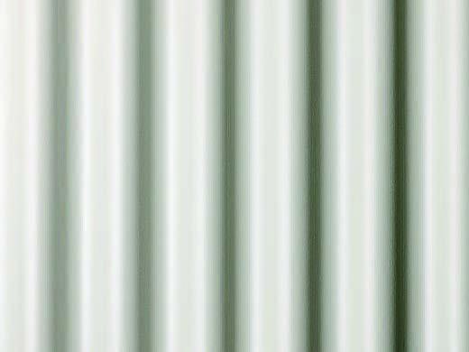 Wellfaserzementplatte, grau