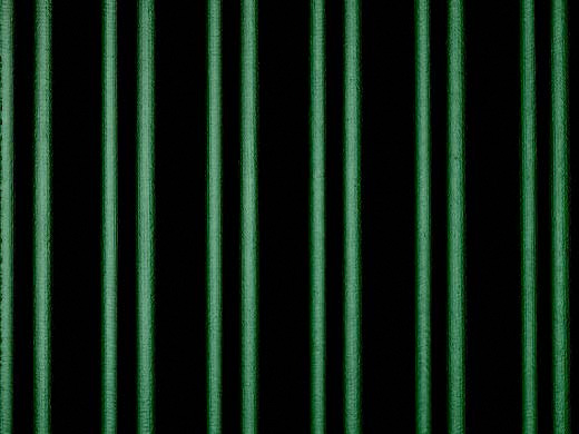 Wellfaserzementplatte, grün