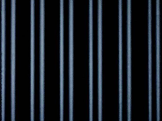 Wellfaserzementplatte, schwarz