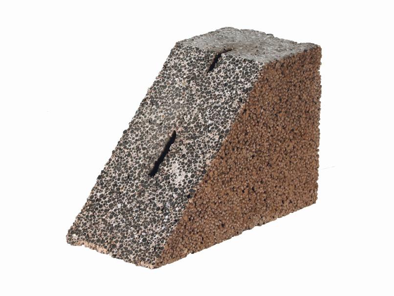 Giebelstein 17,5 cm