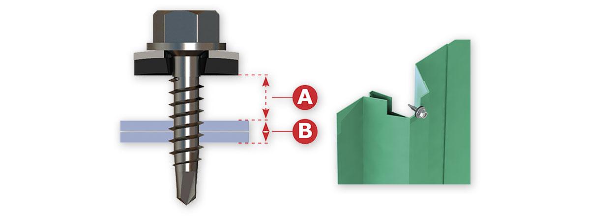 Produktübersicht Zubehör Dach & Wand